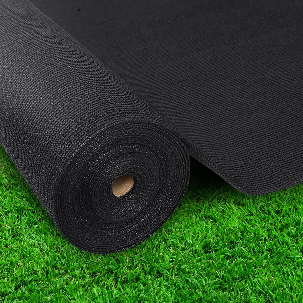 Black Other Structures & Shade Instahut 3.66 X 20m Shade Sail Cloth Yard, Garden & Outdoor Living