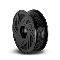 3D Printer Filament PLA 1.75mm 1kg per Roll Black
