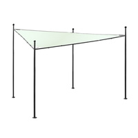 Instahut 4x4m Gazebo Party Wedding Marquee Tent Shade Iron Art Canopy Camping