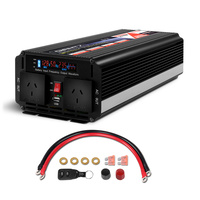 Giantz 12V - 240V Portable Power Inverter