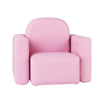 Artiss Kids Covertible Armchair - Pink