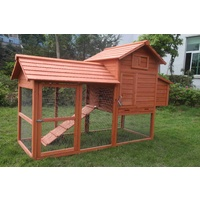 XL Chicken Coop Rabbit Guinea Pig Hutch Ferret Guinea Pig House