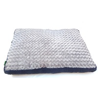 Large Dog Puppy Pad Bed Kennel Mat Cushion Bed 100 x 70 cm