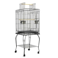 148 cm Pet Bird Cage Parrot Budgie Canary Aviary