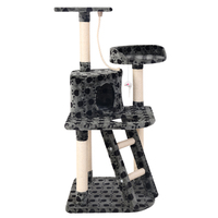 120cm Cat Tree Trees Scratching Post Scratcher Tower Condo House Furniture
