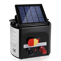 5km Solar Electric Fence Charger Energiser