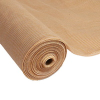Instahut 3.66 x 30m Shade Sail Cloth - Beige
