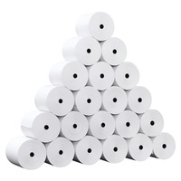 50 Bulk Thermal Paper Rolls 80x80 mm Cash Register Receipt Roll Eftpos Papers