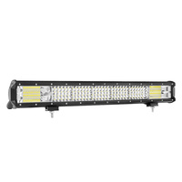 23INCH 900W LIGHT BAR CREE SPOT FLOOD COMBO OFFROAD WORK DRIVING 410@1LUX
