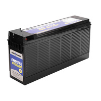 120AH AGM Battery AMP Hour 12V SLA Deep Cycle Dual Fridge Solar Power 12 Volt