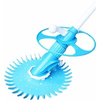 Deluxe Automatic Swimming Pool Cleaner -For Above & In-Ground